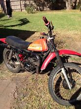 Suzuki TS185 ER 79 Model Wantirna South Knox Area Preview