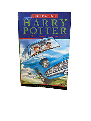 Harry Potter and the Chamber of Secrets (Book 2) by Rowling, J. K. Paperback The
