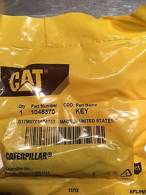 1045370 Cat Square Key Caterpillar 1045370
