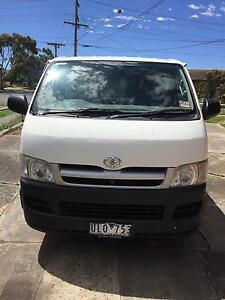 2006 Toyota Hiace Van/Minivan Docklands Melbourne City Preview