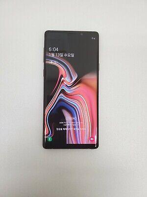 Samsung Galaxy Note9(SM-N960N)/128GB/Brown Color/(Unlocked)/(Single SIM)