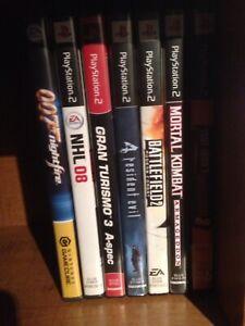Jeux de ps2, Xbox et Xbox 360