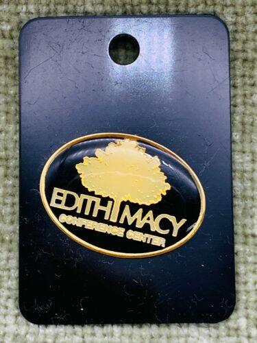 Girl Scout Edith Macy National Center Pin NIP Early 2000s