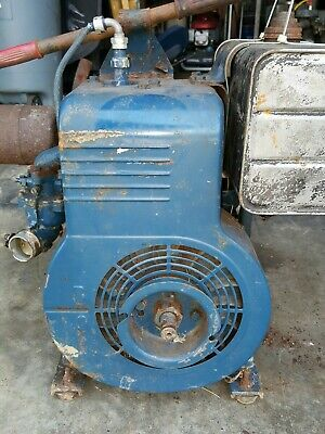 Vintage Briggs Stratton Possibly 19fb Engine Motor Bs. Pickup Only