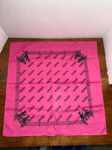 Vintage Sweethearts of the Rodeo  Concert Tour Scarf Bandana