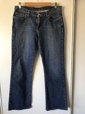 Женские джинсы Lucky Brand Blue Classic