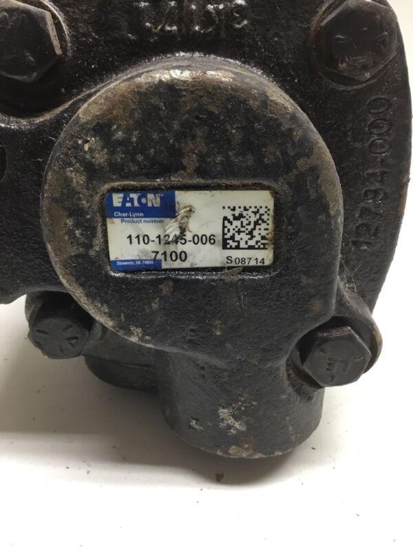EATON CHAR-LYNN Hydraulic Motor 110-1245-006