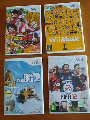 Giochi per Wii spese incluse