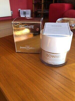 Jeanne Piaubert Paris ISOWHITE Global Facial Lightening Cream 50ml
