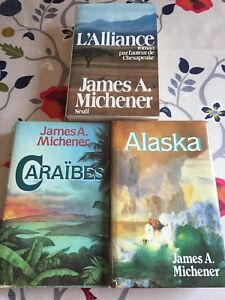 Livres James A. Michener