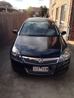 2006 Holden Astra Cd Meadow Heights Hume Area Preview