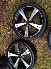Commodore wheels Lalor Whittlesea Area Preview