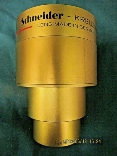 Schneider 85mm Cinelux Ultra 35mm Cine projection Lens !