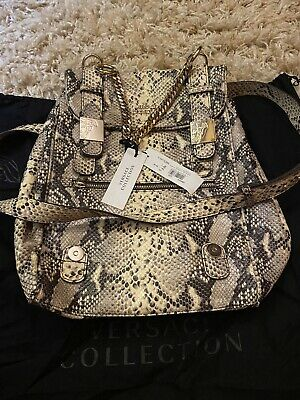 Versace Collection Handbag BNWT