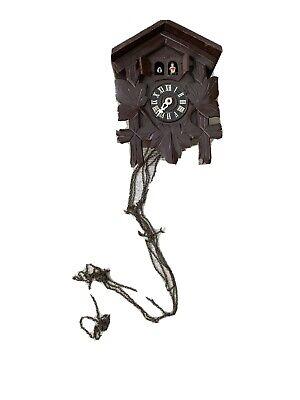 vintage german cookoo clock Made In Germany G.m.angem