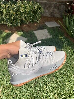 Curry 5 Basketball Shoes (GS) Size 7Y
