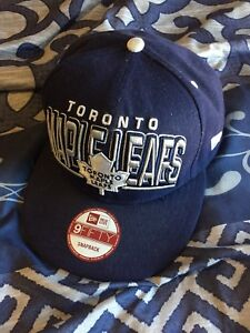 Toronto maple leafs snap back hat