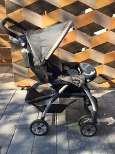 Chicco Stroller - Very Good Condition