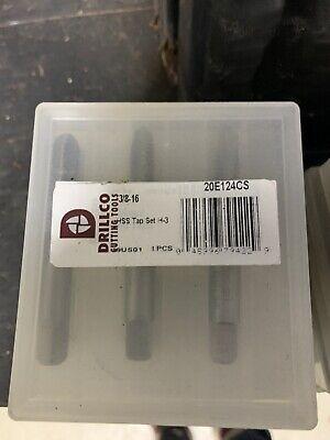 Drillco 38-16 Tap Set