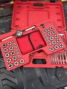 MAC Tools Tap and Die Set