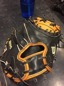 "Wilson 32.5"" Pudge A2000 Series Catcher's Glove"