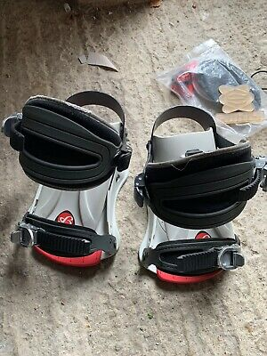 Snowboard Bindings and Accessories