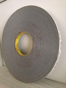 """3M VHB Double Sided Tape 1/2"""""""