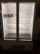 Two door upright fridge. Dandenong Greater Dandenong Preview