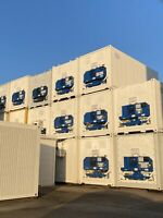 RUDNICK-CONTAINER.DE Kühlcontainer,Heizcontainer, Klimacontainer Niedersachsen - Lüdersfeld Vorschau