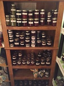 Jams, Jellies, Pickles, Sauces, Relishes, Sugar Free Jams, Etc.