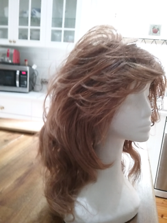 New synthetic wigs $90. Ea. 8 to look at