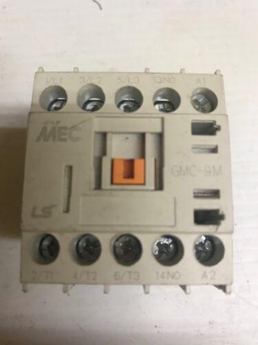 LS MEC Mini Contactor GMC(D)-9M  - 240VAC coil rating - 4A