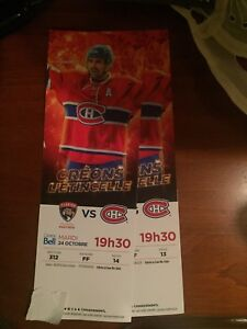 Florida Panthers vs Montreal Canadiens tickets