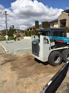 HAZARD BOBCAT AND TRUCK EARTHMOVING Bassendean Bassendean Area Preview