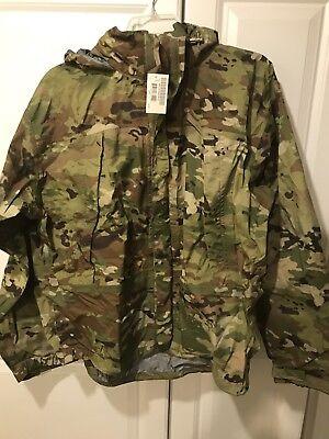 OCP Scorpion level 6 GEN III  Jacket Extreme Cold / Wet Weather Large Long