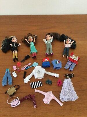 Lil Bratz Dolls Bundle