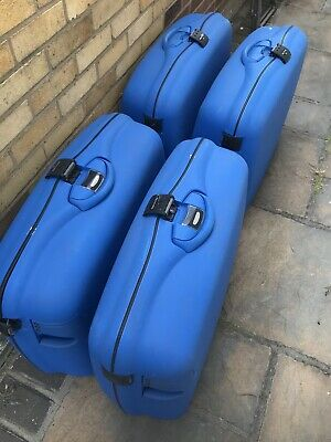 Samsonite XL Suitcase Blue X4