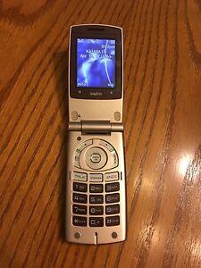 Sanyo Katana LX Flip Phone