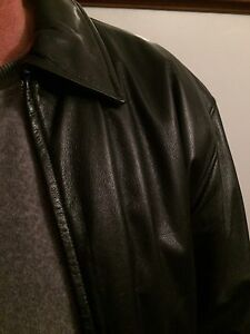 Men's Large Leather Jacket  London Ontario image 1