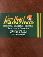 Now hiring experience painters!!