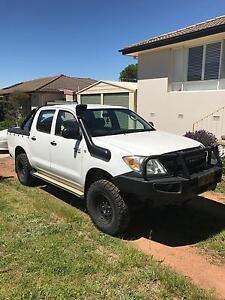 2006 Toyota Hilux 4x4 Ute Gowrie Tuggeranong Preview
