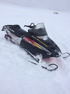 Now that the snow is flying you need this sled!!