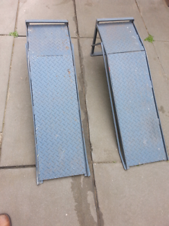 Car stands heavy duty solid custom made