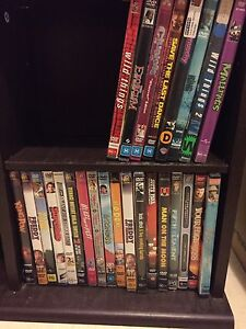 Assorted DVDs Karrinyup Stirling Area Preview