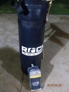 Boxing Bag with Cover and Gloves Toowoomba Toowoomba City Preview