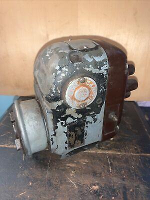 Antique Magneto Mjc6c-102 For Parts Or Rebuild It. H 11848