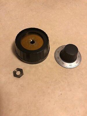 Zeiss Axioskop Finecourse Adjustment Knob