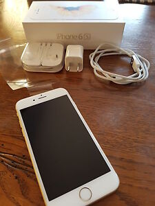 BRAND NEW IPHONE 6S GOLD 128 GB