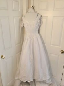 Wedding dress- size 4