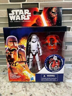 Disney Star Wars First Order Flametrooper Armor Up The Force Awakens Figure
